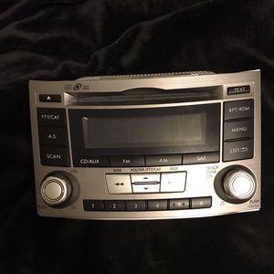 Suburu Car stereo for Sale in Clovis, CA