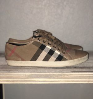 Burberry sneakers for Sale in Riverside, CA