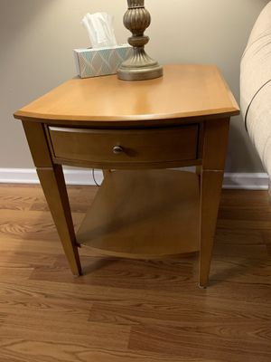 Ethan Allen end tables/coffee table for Sale in Old Bridge, NJ