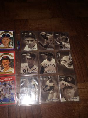 Baseball cards for Sale in East Compton, CA