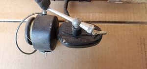 Garcia Mitchell 300 Vintage Fishing Reel Black Spinning for Sale in Parma, OH