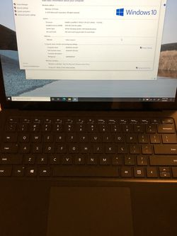 "Microsoft Surface Laptop 3 13"" i5 256GB 8GB RAM for Sale in Edmonds,  WA"