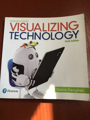 Visualizing Technology, Sixty Edition for Sale in Providence, RI