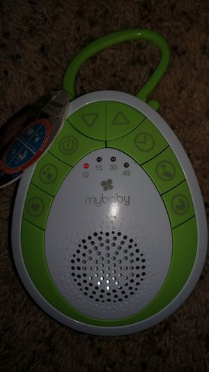 "Brand New ""on the go baby sound spa"" for Sale in Haltom City, TX"