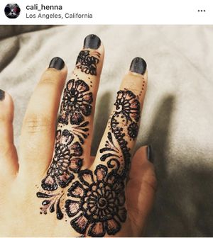 Henna Tattoos - Henna Art for Sale in Los Angeles, CA