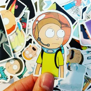 100 Stickers Rick and Mitty Tv Cartoon Stickers for Sale in Chicago, IL