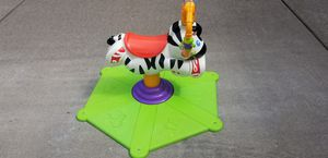Zebra Jumper Toy For Kids for Sale in Vancouver, WA