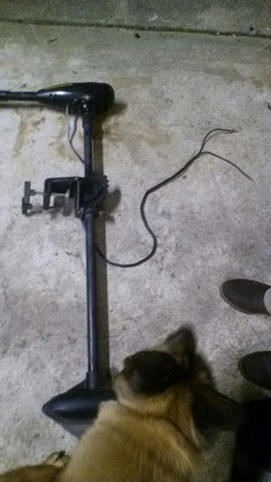 Minn Kota trolling.motor, fwd and reverse. New $300 for Sale in Durham, NC