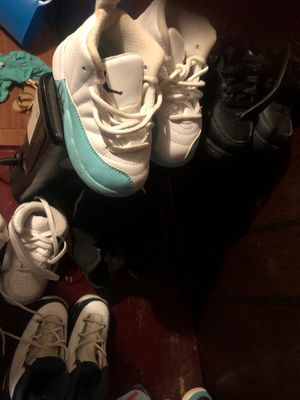 Size 6c $30 a pair are $150 for all for Sale in Homer, LA