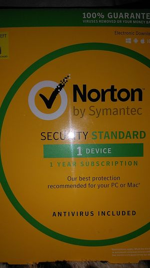 Norton security for Sale in El Monte, CA