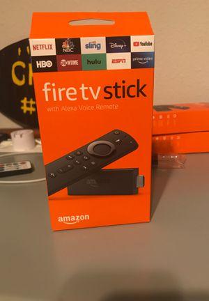 Fire stick generation 2, fully unlocked for Sale in Ruskin, FL