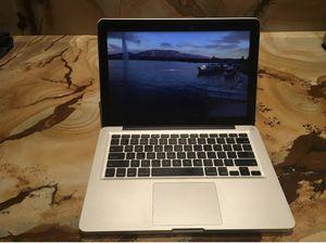 Apple laptop MacBook Pro 13inch Core i5 , 2.5ghz 8gb 500gb for Sale in South Burlington, VT