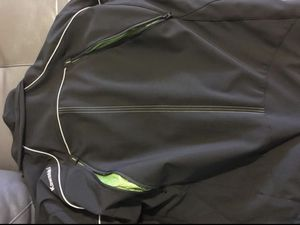 Kawasaki motorcycle jacket for Sale in Tampa, FL