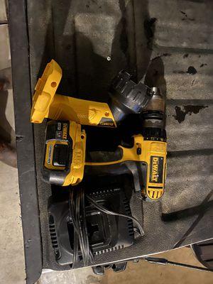 Dewalt Drill light combo for Sale in Saint Paul, MN
