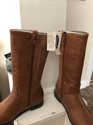 Old Navy girls boots size 13 Brand New for Sale in Pensacola, FL