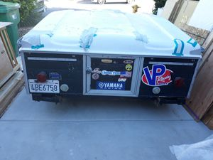 Pop out tent trailer need bit work that's why I'm selling it reasonable for Sale in Spring Valley, CA