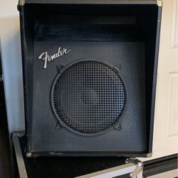 "Fender 15"" Bass Cabinet for Sale in Lakeside,  CA"