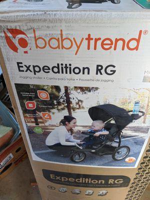 Jogging stroller brand new baby Trend for Sale in Riverton, UT
