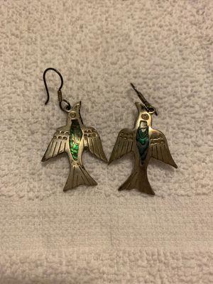 Earrings silver for Sale in San Antonio, TX