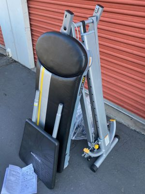 CLEARANCE | Total Gym FIT Signature Series Plus | OPEN BOX for Sale in San Diego, CA