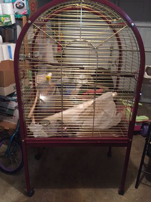 Large bird cage for Sale in Oak Forest, IL