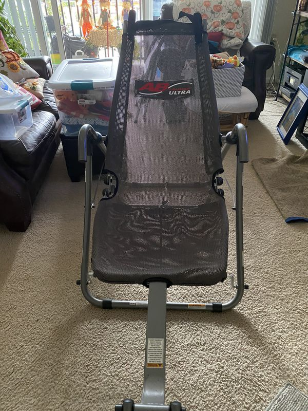 AB Lounge ultra exercise chair