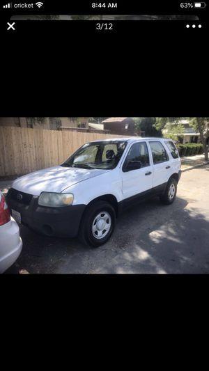 2006 ford escapes por for Sale in Fresno, CA