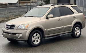 2004 Kia Soretno 4x4 for Sale in Tacoma, WA
