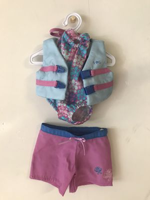 """American Girl Doll """"Kanani's Swim Outfit"""" for Sale in San Antonio, TX"""