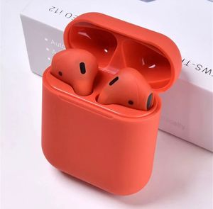 EarPods i12 Mini Coral Red for Sale in Los Angeles, CA