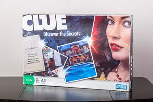 Clue board game for Sale in Tampa, FL