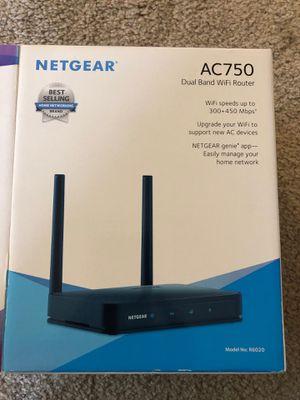 Netgear WiFi router - Like New for Sale in Portland, OR