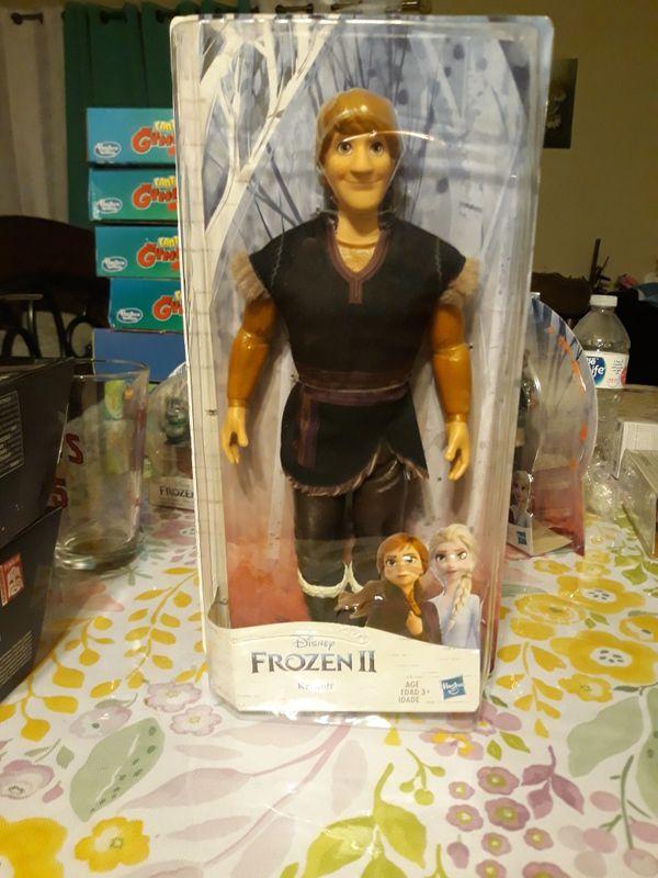 Frozen 2 dolls