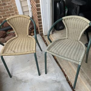 2 Outdoor Chairs for Sale in Fairfax, VA