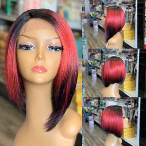 A line bob synthetic Lacefront wig for Sale in Columbus, OH