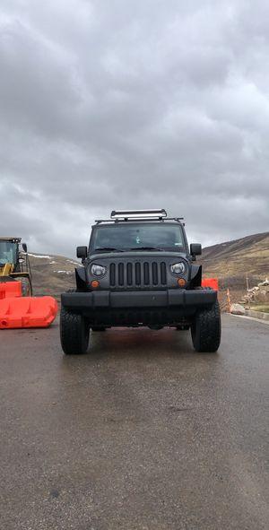 Jeep Wrangler Unlimited X for Sale in South Jordan, UT