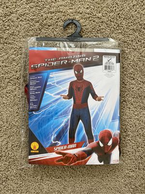 MARVEL The Amazing SPIDER-MAN 2 Costume youth/kids Size Medium (For 5-7) for Sale in Chula Vista, CA