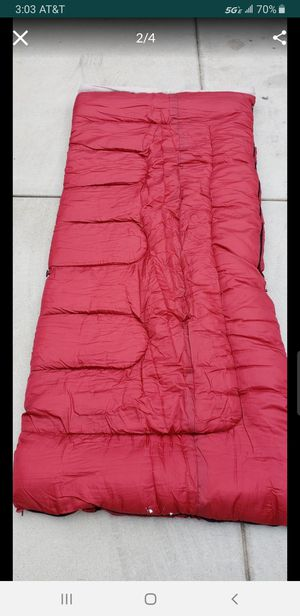Coleman sleeping bag large for Sale in San Diego, CA
