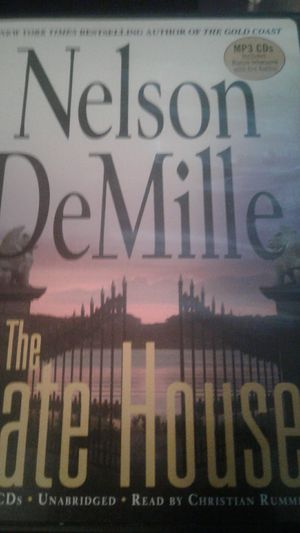 Nelson DeMille The Gate House for Sale in Centralia, WV