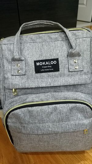 Mokaloo Diaper Bag for Sale in Westborough, MA