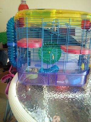 Hamster cage for Sale in Gahanna, OH