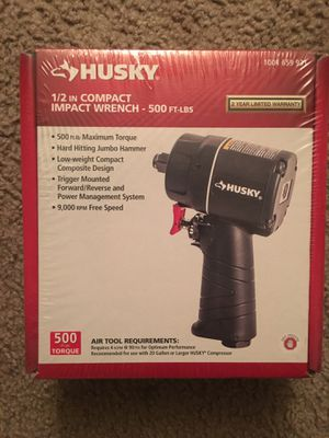 Husky Wrench for Sale in Baltimore, MD