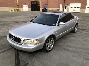 2002 Audi S8 D2 for Sale in Sacramento, CA