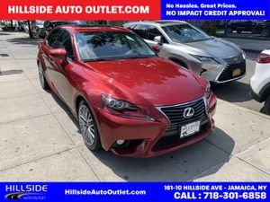 2014 Lexus IS for Sale in Queens, NY