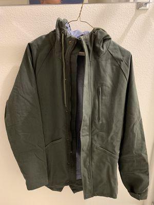 Killion Martyr Fishtail Parka jacket - olive green for Sale in Santa Ana, CA