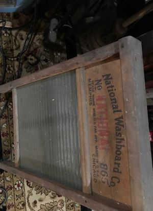 Antique wash board for Sale in Pittsburgh, PA