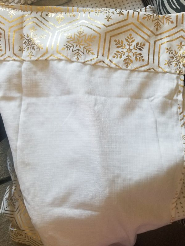 Table cloth and backdoor or window courtain