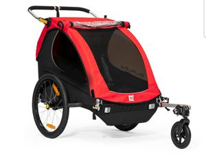 2 seater trailer for bike or walking for Sale in Honolulu, HI