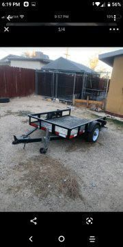 Utility Trailer for Sale in Apple Valley, CA