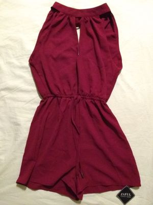 """ZAFUL ROMPER SIZE SMALL. """"PICK UP ONLY"""" for Sale in Tustin, CA"""